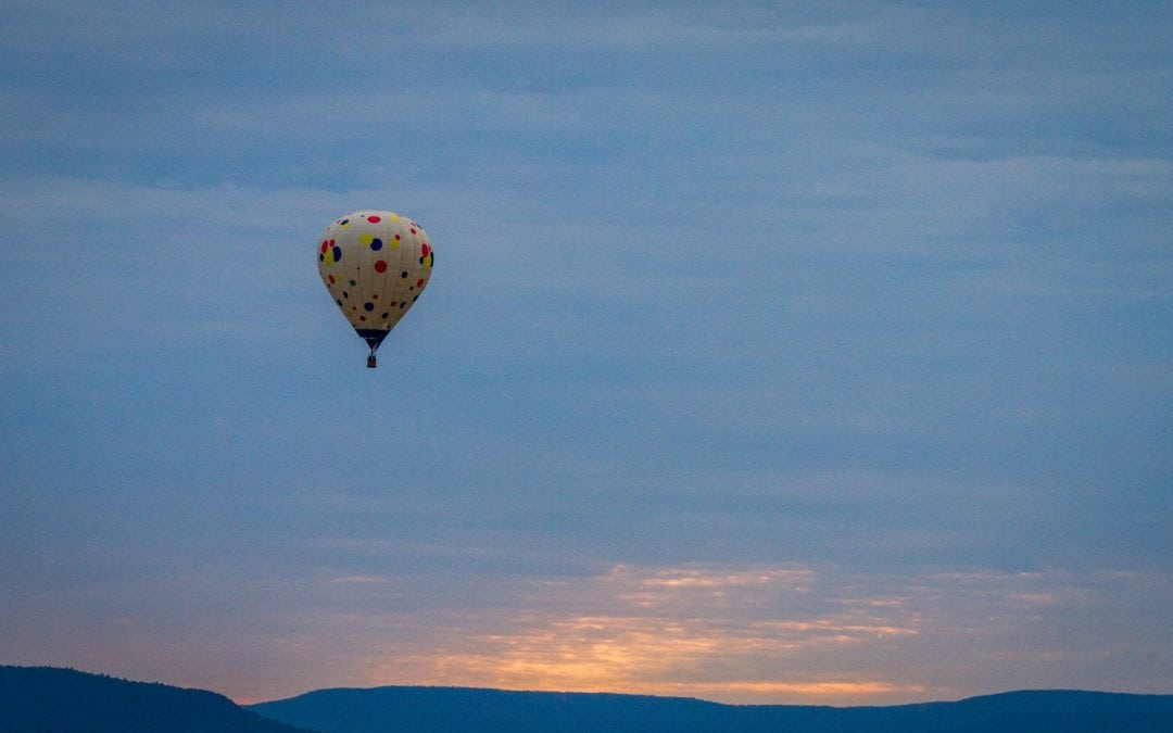 Poteau Balloonfest